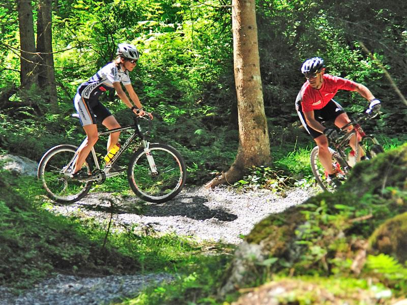 mountainbike rebild camping