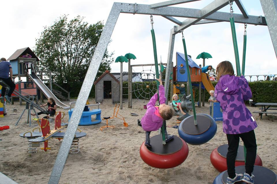 Legeplads Nibe Camping